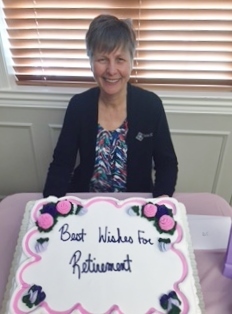 "Congratulations to Barbara ""BJ"" McNutt on Her Retirement"