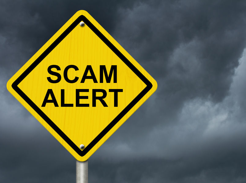 Financial Self-Defense – Avoiding IRS Scams