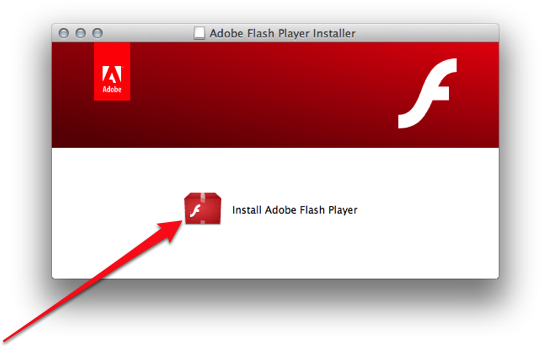 Adobe Flash Installer pic