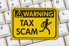 Beware a New Kind of Tax Scam