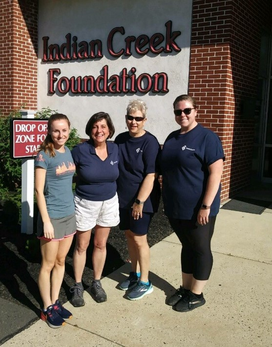 Team Canon Capital Represents at the Indian Creek Foundation 2019 Roll, Stroll, and Run