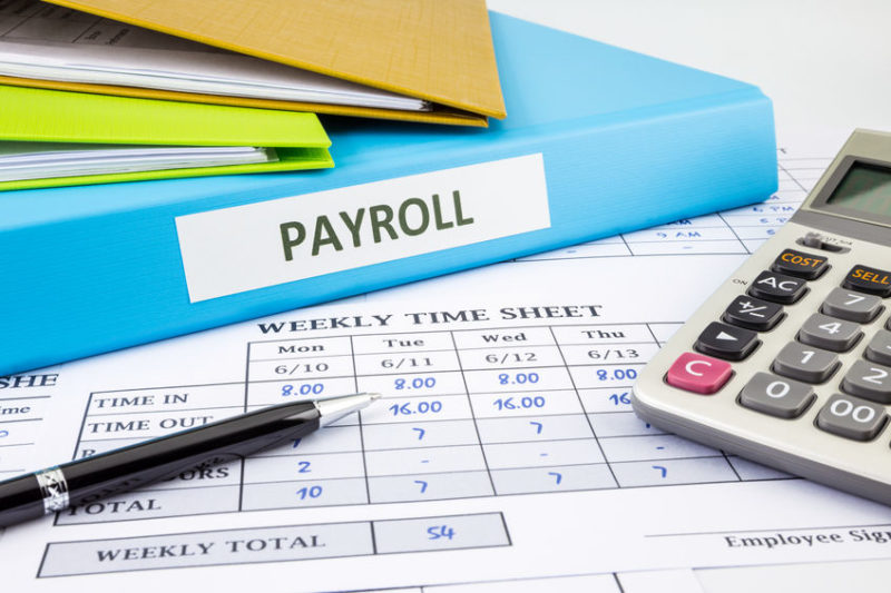 Eight Reasons to Outsource Your Payroll