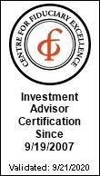 Canon Capital Wealth Management Achieves CEFEX Certification of Fiduciary Excellence for Thirteenth Consecutive Year